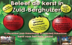 Kerst Zuid Berghuizen