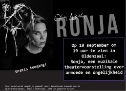 Ronja theatervoorstelling
