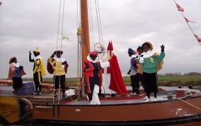 Sinterklaas intocht Oldenzaal