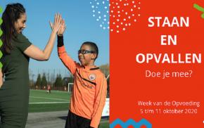 Week van de Opvoeding 2020