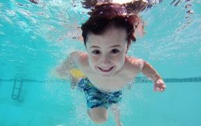 zwemfun in de zomervakantie