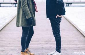 Jongere in gesprek