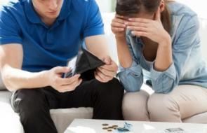 Hulp bij financiële problemen